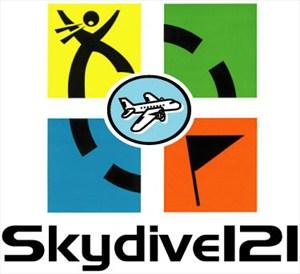skydive121 Logo